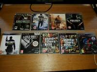 PlayStation 3 Super Slim 72GB + 17 Games + PS Eye + PS Blu Ray Remote