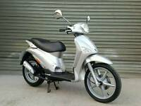 2009 PIAGGIO LIBERTY 50cc SCOOTER LOW MILEAGE *VERY CLEAN*