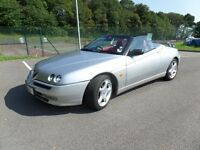 ALFA ROMEO SPIDER LUSSO (Twin Spark) CABRIOLET