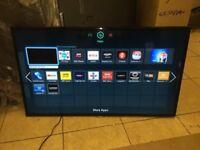 "Samsung 46"" smart LED Tv wi-fi Warranty Free Delivery"