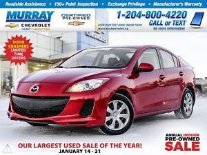 2012 Mazda MAZDA3 GX (A5) *Keyless Entry, Power Windows*