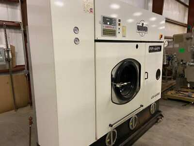 Used Union L55 U2000 Self Contained Drycleaning Dry Clean Machine Wmanual
