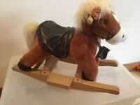 Young Child's Rocking Horse