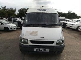 df41711797 Ford Transit 15 Seater Minibus 2003 NO VAT
