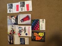 1st year college business textbooks!