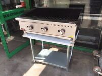 CATERING COMMERCIAL NEW BBQ KEBAB GAS FLAME GRILL TAKE AWAY KITCHEN FAST FOOD RESTAURANT KITCHEN