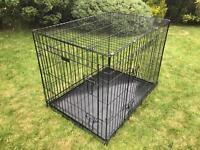 Ellie Bo dog pet large crate / cage