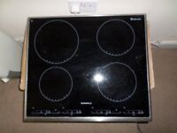 USED 4 ZONE ELECTRIC INDUCTION HOB