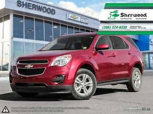 2015 Chevrolet Equinox LT AWD One Owner Local PST PAID Trade!!