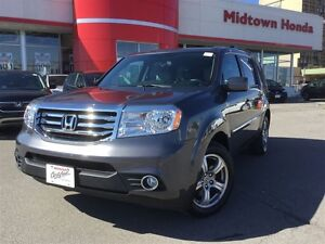 2014 Honda Pilot EX-L - Sunroof / 3 Zone Climate Control / Leath