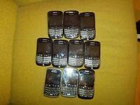 Blackberry Curve x10 40£