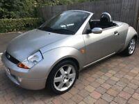 (2005) FORD STREETKA CONVERTIBLE PETROL NICE SMALL CAR IDEAL SUMMER CAR