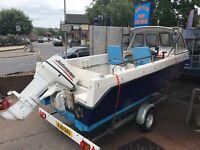 John Dory 16ft fishing boat