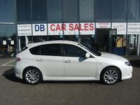 2010 60 SUBARU IMPREZA 2.0 RX 5D 150 BHP**** GUARANTEED FINANCE **** PART EX WELCOME ****