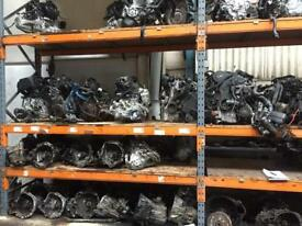 All makes quality complete engines and gearboxes