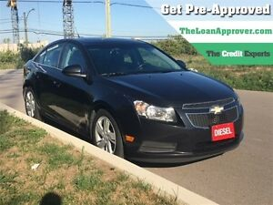 2014 Chevrolet Cruze Diesel | ONE OWNER | NAV | ROOF | LEATHER |