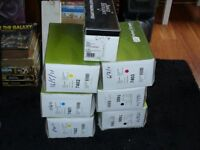 7 Reman Toner Cartridges for HP Laserjet 3500 Colour Printer