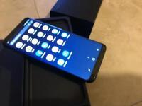 Samsung Galaxy S8 64gb midnight (unlocked)