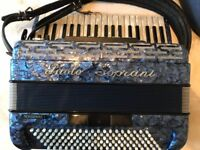 Paolo Soprani Electronic Accordion