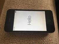 Black Iphone 4, 16gb