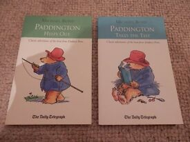 Brand new Paddington Bear Books x 2