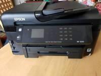 Epson Workforce WF-3520 Fax/Email/Printer