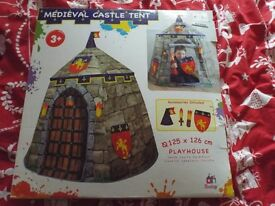 Castle Play Tent, New
