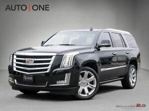 2016 Cadillac Escalade PREMIUM COLLECTION | HEADS UP | RUNNING B