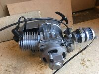 49cc Pit Bike Engine
