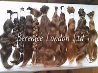 """Virgin Russian & Russian Coloured Hair Extensions 20"""" from £300*Professional*London*Mobile&Insured*"""