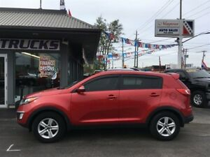 2012 Kia Sportage LX *STICK* FUN TO DRIVE !!!