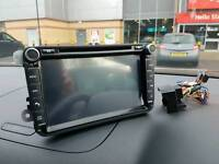 Quick Sale 8 Inch Screen Radio DVD and GPS