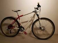 29er CHARGE COOKER comfortable bike in excellent condition.