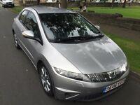 Honda Civic 2.2 dti sports 108k warranted mileage drives perfect ready to drive away Passata4 a3 330