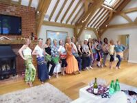 Belly Dance for Fun and Fitness SE3 Wednesdays and Saturday 21st October