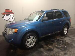 2009 Ford Escape XLT 4x4 ***FINANCING AVAILABLE***