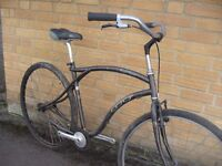 GT Custom cruiser bike - ready to ride - central Oxford