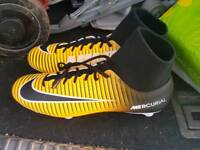 Brand new nike boots