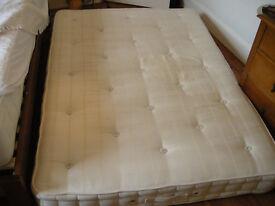 John Lewis Pocket Ortho 2 double mattress
