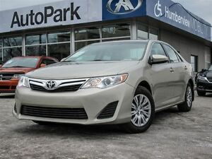 2014 Toyota Camry LE| Bluetooth| Fuel Efficient!