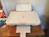 Canon MG2950 Printer (White)