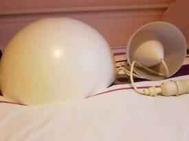 Ikea Off White/Light Beige Lampshade
