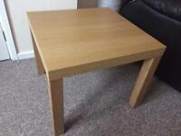 IKEA Small wooden table