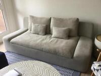 Habitat Three-seater sofa