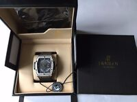 New Swiss Hublot Senna Chronograph Watch