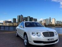 Bentley Wedding Car Hire - Chauffeur Driven Service *** Special Offer *** EMPIRE CHAUFFEUR SERVICES