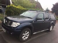 2007 NISSAN NAVARA D40 ADVENTURA 2.5TD amazing condition