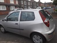 Fiat punto 54 for sale. Good condition good runner