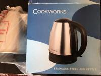 Brand new kettle cook works