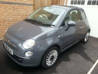 Fiat 500 Lounge 2011 (Bluetooth, Start/Stop, Low Miles)